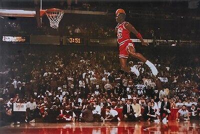 5891659143ea Vintage Sports Memorabilia - Jordan Poster - Trainers4Me