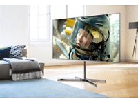 Panasonic 65 inch HDR 4K LED 3D Smart TV with Dual Freesat HD & Freeview Play