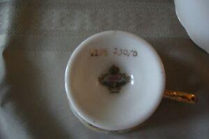 Vintage Tea Cup & Saucer/Tasse thé & Soucoupe Gatineau Ottawa / Gatineau Area image 2