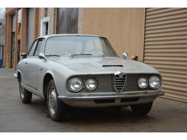 Image 1 of Alfa Romeo: Other Silver…