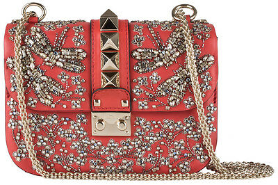 Valentino Small Chain Cross Body Bag