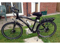 Electric Bike - LIFE CYCLE MOUNTAIN SPORT - Nearly new.