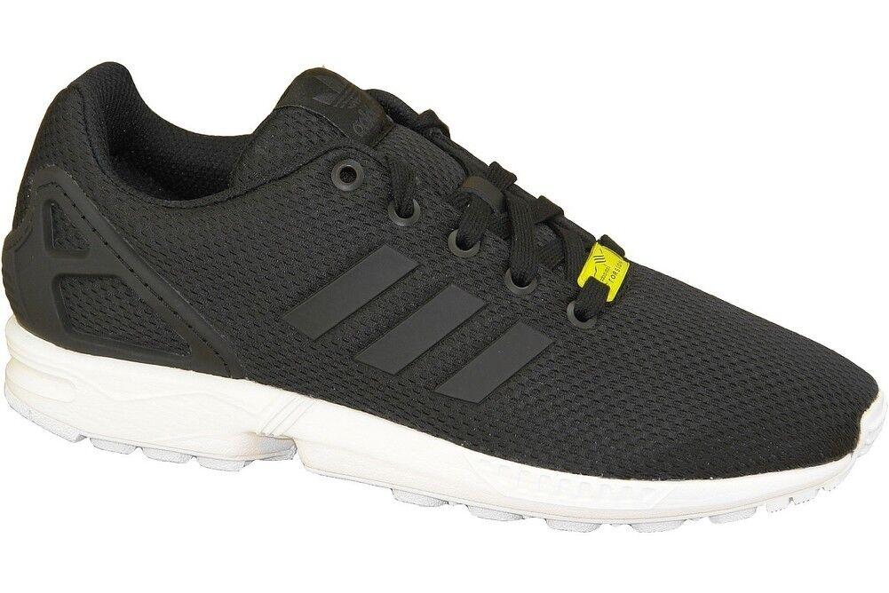 936bd5d3c700e adidas Originals ZX Flux Mesh Kids Womens Ladies Running Trainers ...