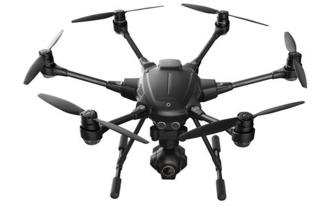 YUNEECTyphoon H Drone YUNTYHBRUS RF,Intel RealSense,CGO3+ 4K Cam,Wizard Wand