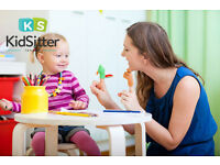 FREE hour of babysitting in South West London – trusted, DBS and reference checked. First hour FREE