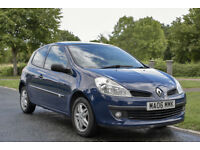 Renault Clio Extreme. Excellent condition with very low mileage