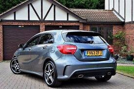 Mercedes a class amg bootlid/tailgate