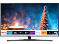 Samsung 50 Inch HDR 4K HD Smart TV - Brand New