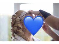 Bridal Headband £60 ono