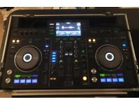 Pioneer XDJ-RX All in One with Flight Case