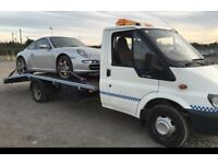 Vehicle Recovery 24/7 Car Van Breakdown - Collection Delivery Service - M25 A2 Swanley Kent
