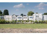 Secure caravan storage serving Essex, London and Hertfordshire