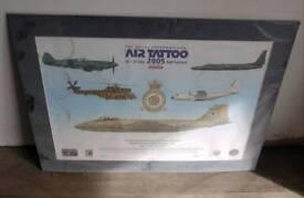 Air Tattoo 2005 Print