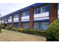 Large Sgl storey W'hse/Mfg building with quality 2 storey showrooms and offices + large rear yard