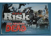 'Walking Dead Risk' Board Game