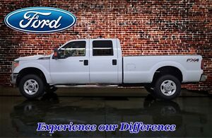 2016 Ford F-350 CREW CAB XLT 4X4 FX4 LONG BOX