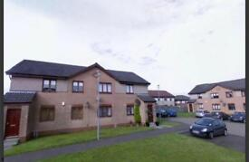 Kilbowie Place, Airdrie 2 bed upper flat £450pcm