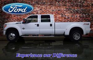 2012 Ford F-450 CREW CAB XLT 4X4 FX4 DUALLY