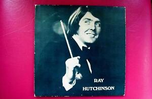 RAY HUTCHINSON 2 RECORD SET OF 45's ON FLAME RECORDS LABEL