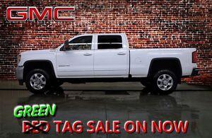2016 GMC SIERRA 2500HD CREW CAB SLE 4X4