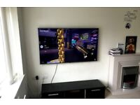 (Same Day / Next Day) TV Wall Mounting Fitting Service -Saltdean Area