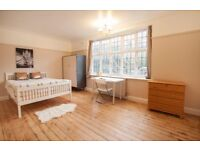J*/SPACIOUS DOUBLE ROOM* FINCHLEY ROAD* LOVELY PROPERTY