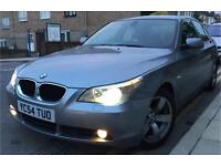 BMW 5 SERIES 530D AUTOMATIC DIESEL 2005 XENON+LEATHER+BLUETOOTH