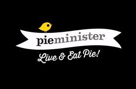 Pieminister Fast Causal Dining Chef