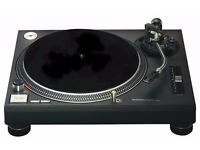 Technics 1210 mk2 turntables (Pair) & 1 x 1210 mk2 that requires tonearm replacement