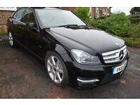 Mercedes-Benz C Class 2.1 C250 CDI AMG Sport Edition (Premium) 7G-Tronic Plus 4drFSH