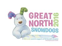 Join the Pack! Part Time Fundraising Role for St Oswald's Hospice - Home of the Great North Snowdogs