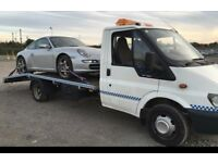 Vehicle Recovery 24/7 Car Van Breakdown Collection Delivery Service M25 A2 Gravesend Northfleet Kent