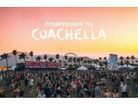 1 x Coachella Weekend 1 Ticket including Shuttle