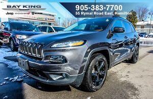 2016 Jeep Cherokee ALTITIUDE, 4X4, BACKUP CAM, HTD SEATS, REMOTE
