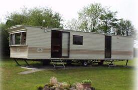 Static caravan wanted long term near redruth