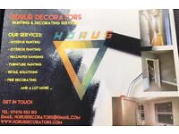 Horus decorators , Painthing and decorating services