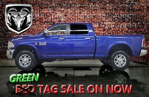 2014 Ram 3500 CREW CAB LARAMIE 4X4