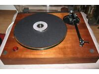 Wanted : Ham Radio HF transceiver, swap for turntable