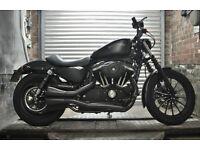 2015 Harley Davidson 883N Iron Stunning bike near Manchester