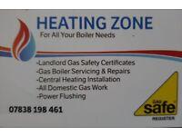 boiler repairs (gas safe registered engineer)