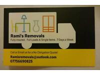Best service Man and Van low prices all London covered from £20