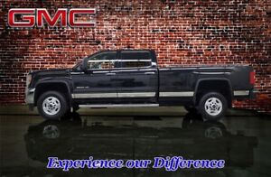 2015 GMC SIERRA 2500HD CREW CAB SLE 4X4 LONG BOX