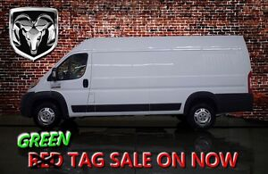 2016 Ram ProMaster 3500 High Roof Cargo