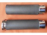 Yamaha Dragstar XVS650 XVS650A Grip Assemblies VGC- Near Mint Clean Condition
