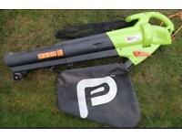 Performance Leaf Blower/Vac