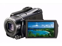 Sony HDR-XR550V 240GB High Definition HDD Handycam Camcorder [Camera]
