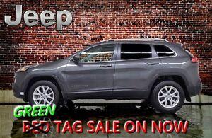2015 Jeep Cherokee North 4X4