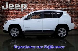 2016 Jeep Compass High Altitude 4x4