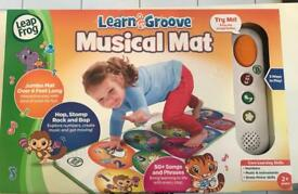 Leap Frog learn & groove musical mat. Brand new in box.