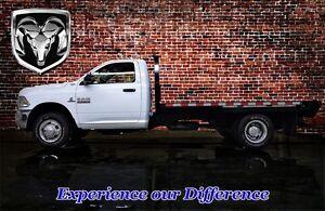 2013 Ram 3500 R/CAB SLT 4X4 DUALLY FLAT DECK